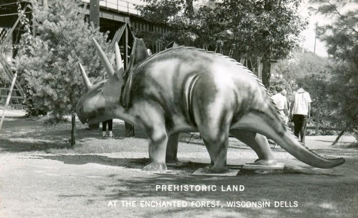 Dells Prehistoric Land