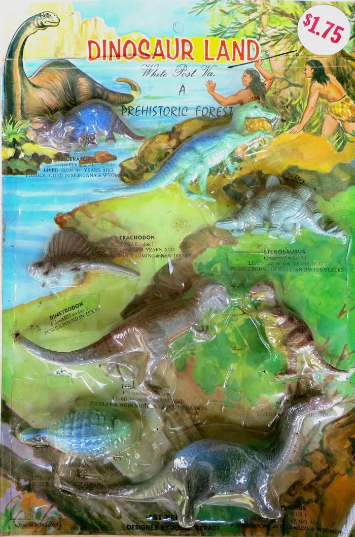 Dinosaur Land toys