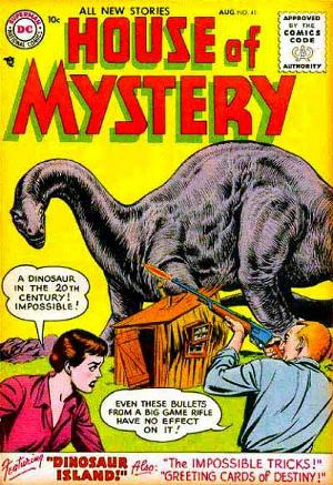 HOUSE OF MYSTERY 41