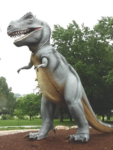 JONAS Tyrannosaurus