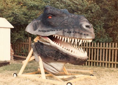 Jonas T. rex