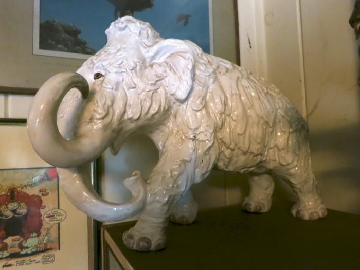 Mammoth ceramic