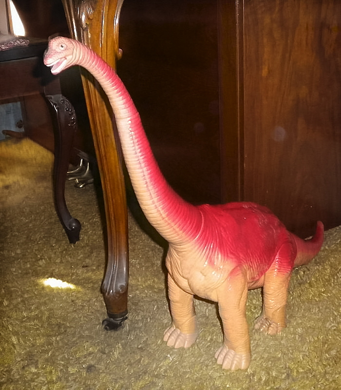Payskool Brachiosaurus