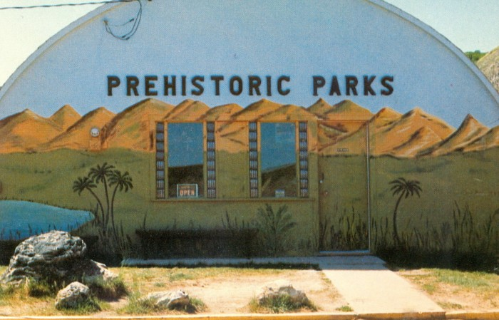 Prehistoric Parks