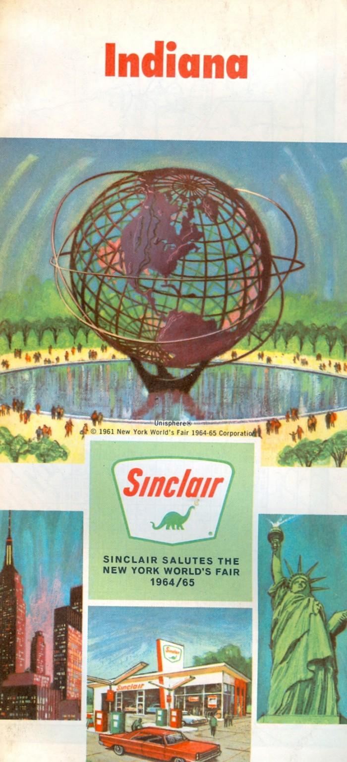 Sinclair map