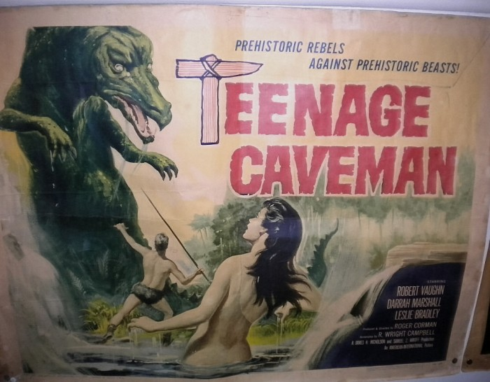 Teenage-Caveman-poster-1