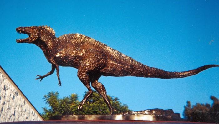 Williams Acrocanthosaurus