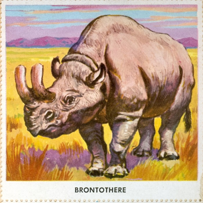 brontothere