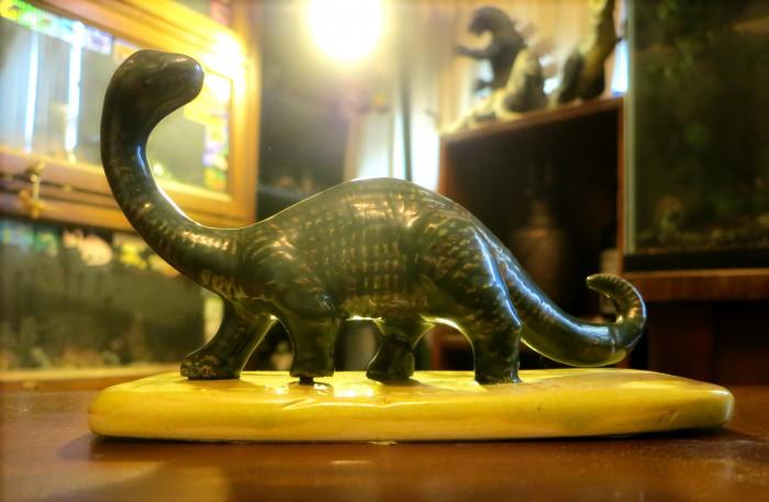ceramic sauropod