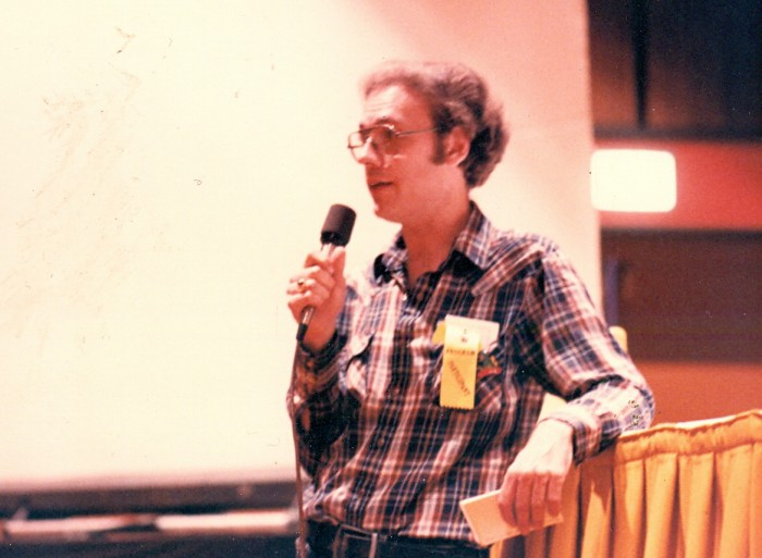 lecture 1984 Worldcon