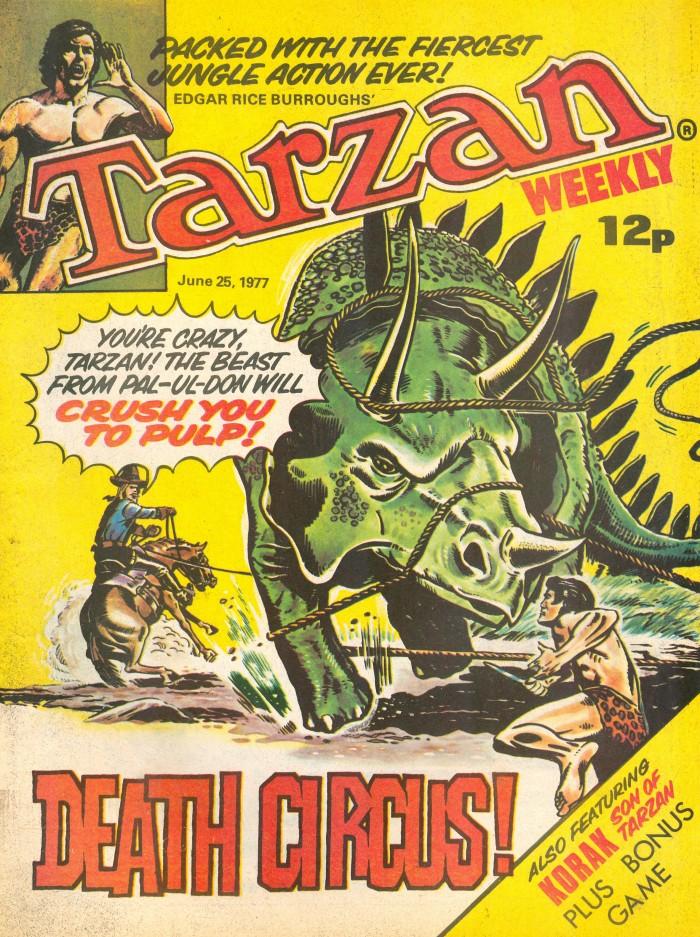 Tarzan weekly