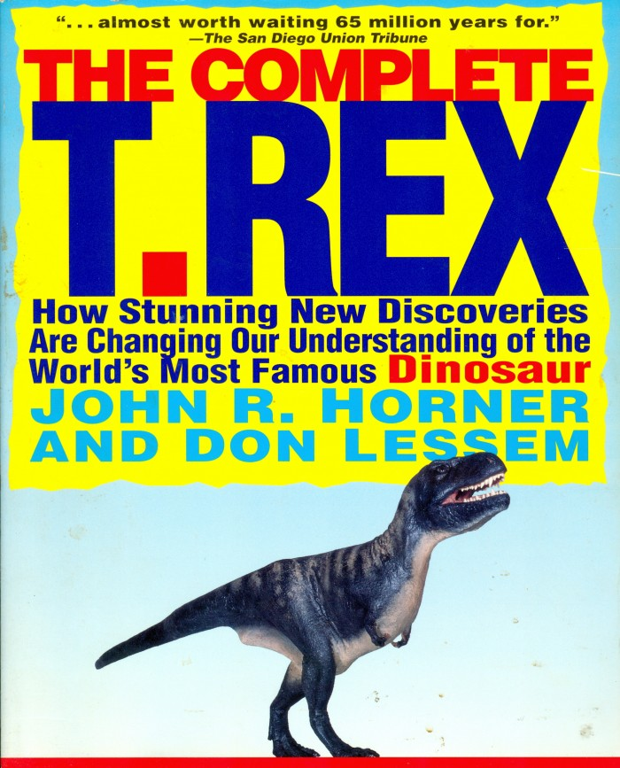 Complete T. Rex