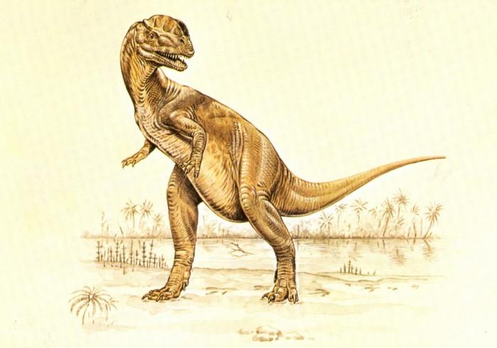 Dilophosaurus-