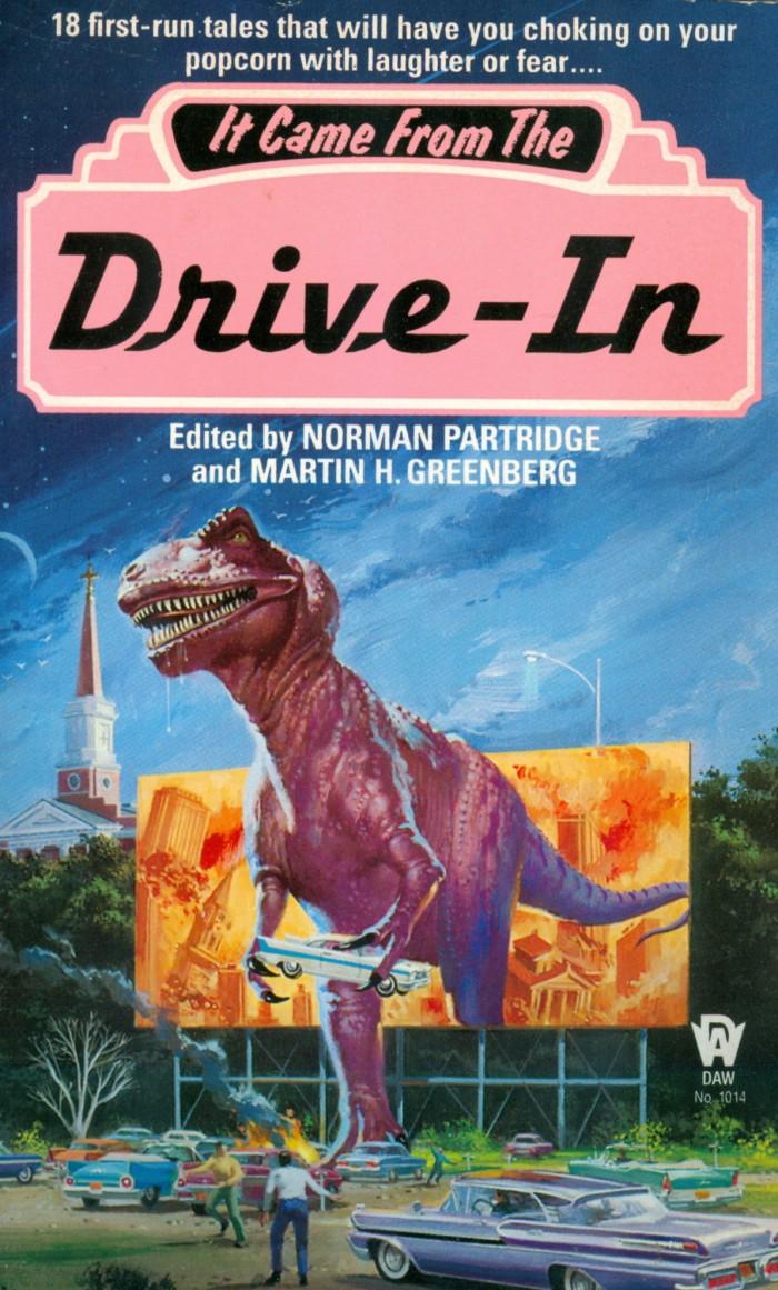 Drive In book