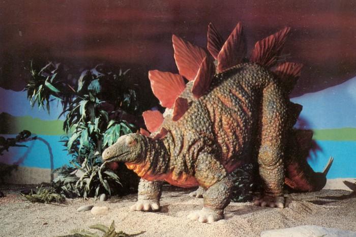 Kokoro Stegosaurus