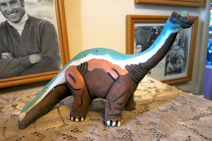 Peru sauropod