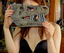 terrarium T. rex