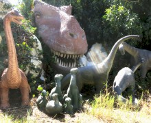 sauropod family group
