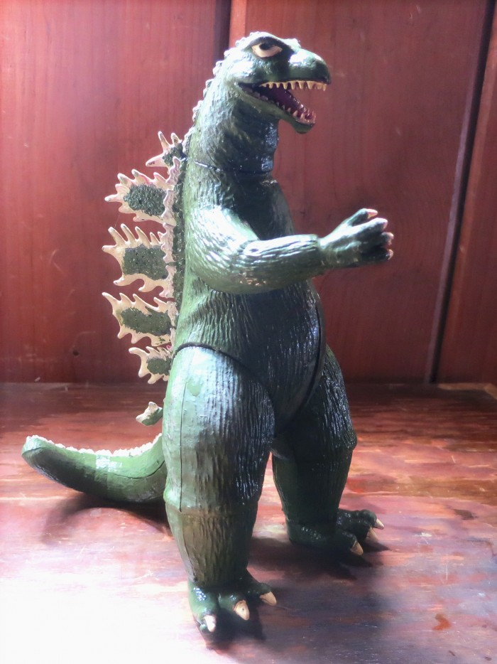 Godzilla Aurora model kit