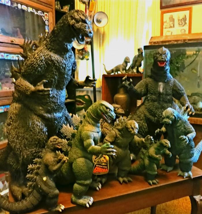 Godzilla big