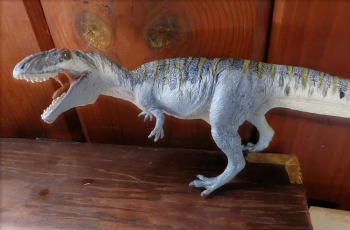 Carnegie Giganotosaurus 2007