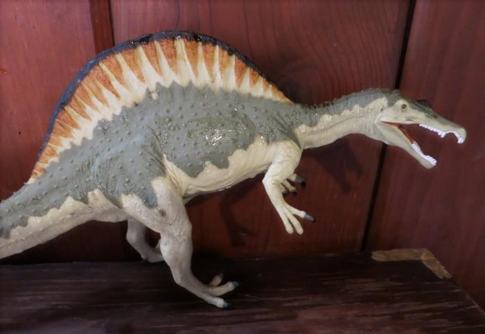 Carnegie Spinosaurus 2008
