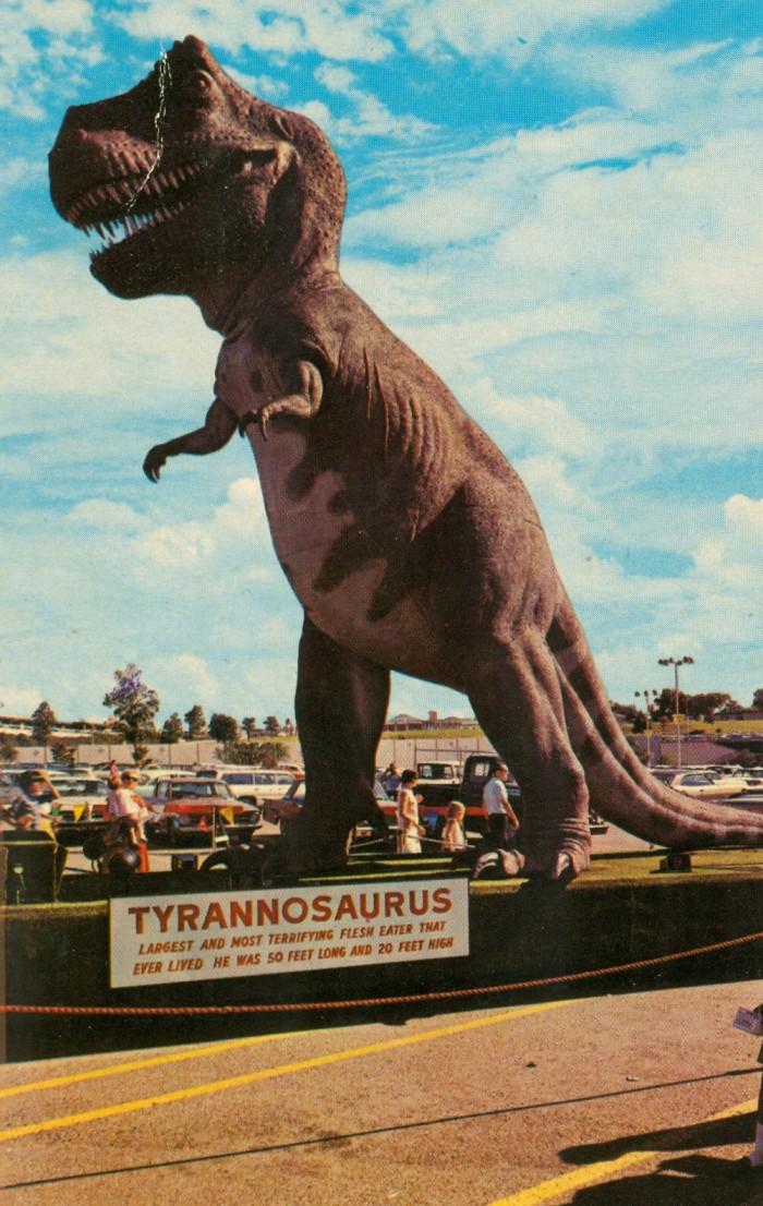 Glen Rose Jonas Tyrannosaurus