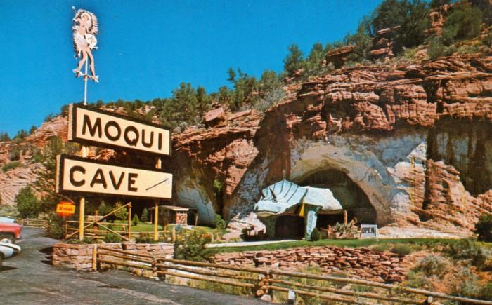 Moqui Cave2