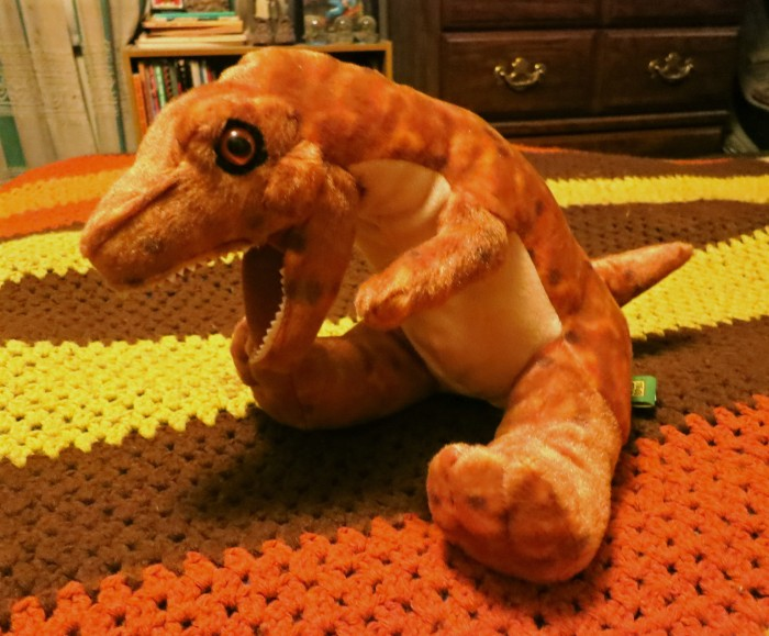 plush Tyrannosaurus
