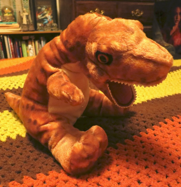 plush Tyrannosaurus2