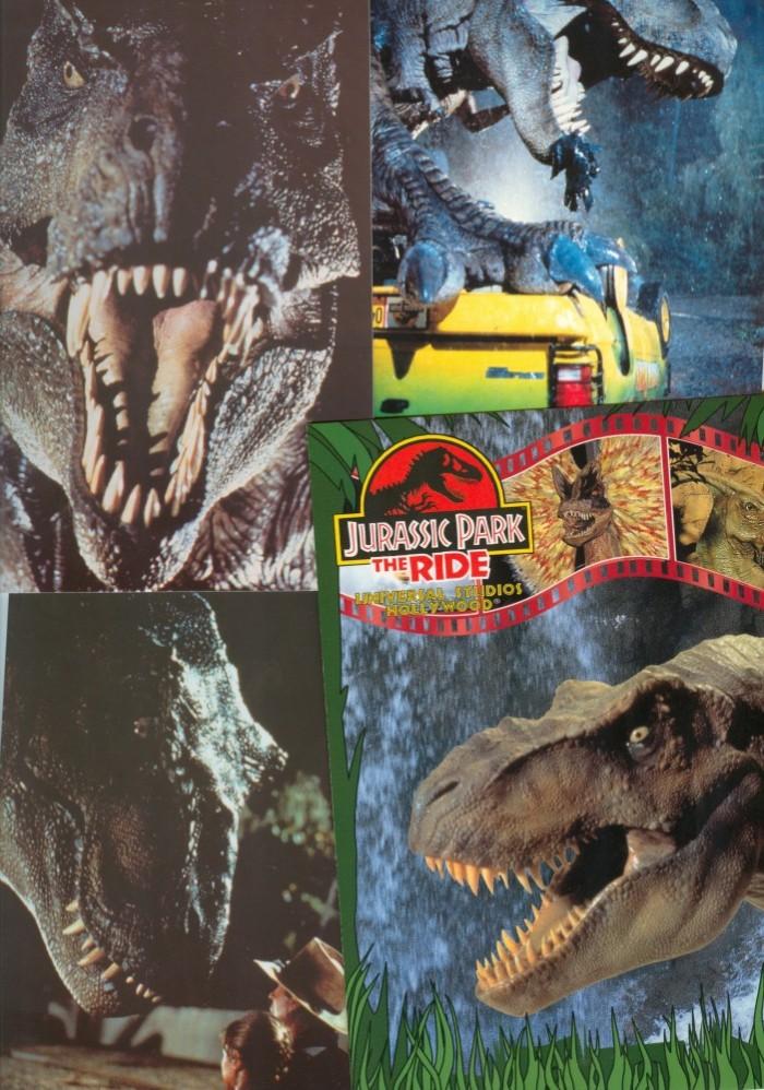 Jurassic-Park-postcard-montage