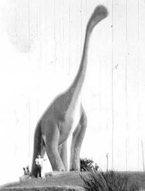Rapid City Apatosaurus
