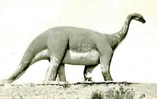 Rapid City Brontosaurus
