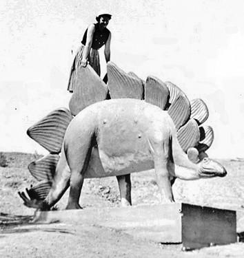 Rapid City Stegosaurus