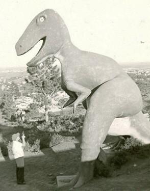 Rapid City Tyrannosaurus