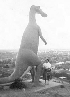 Sullivan duckbilled dinosaur