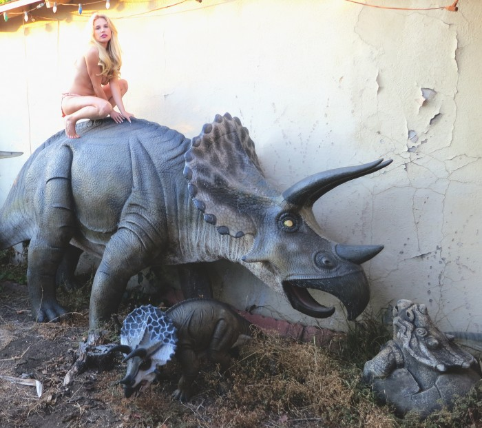 Triceratops family