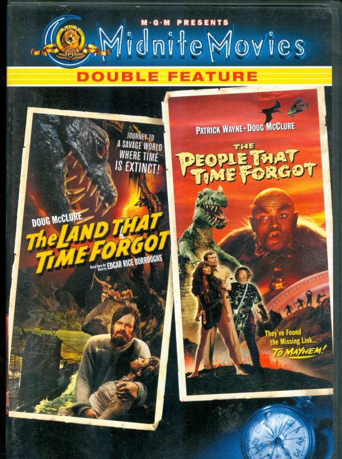 LAND THAT TIME FORGOT DVD