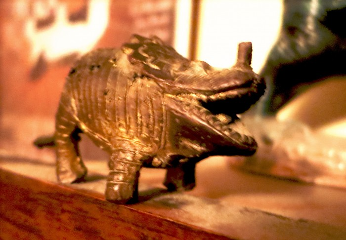 metal-ceratopsian