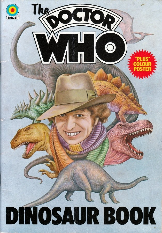 Doctor Who Dinosaur Book