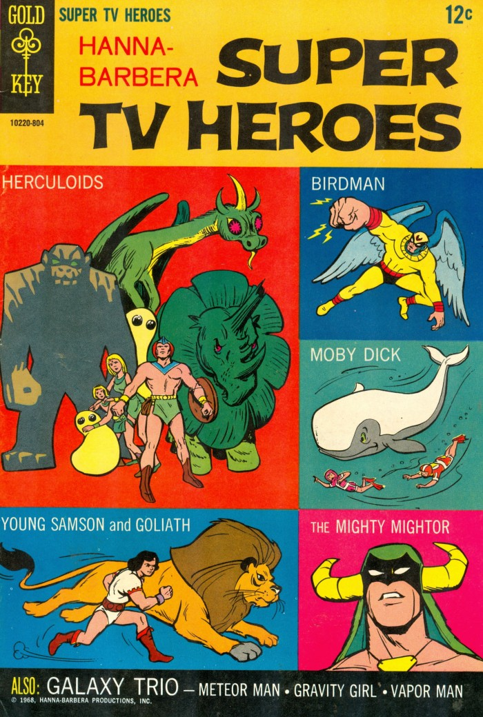 HB TV Super Heroes
