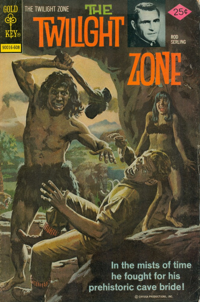 Twilight Zone comic book