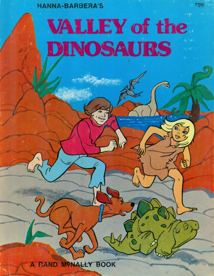 Valley-of-the-Dinosaurs book